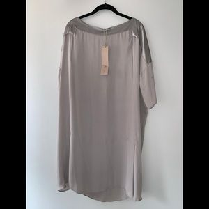 Brand New with Tags Silk Georgette Max Azria dress